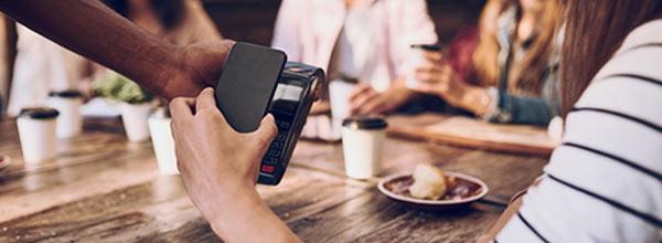 Kassieren per mobile Payment