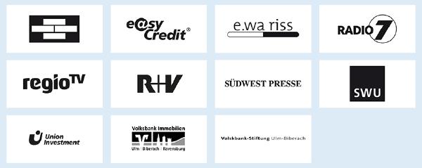 Partnerunternehmen des Verantwortungspreises der Volksbank Ulm-Biberach