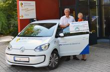 VW e-up geht an Katholische Sozialstation Ulm