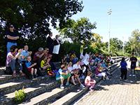 Fußballnachmittag  FV Biberach & Schwarzbachschule