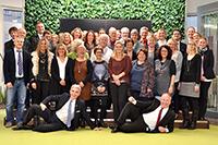 Mitarbeiterjubilare 2015