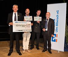 Mitgliederforum der Volksbank Ravensburg Spendenübergabe