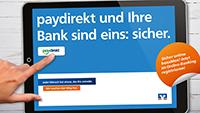 "Start ""paydirekt"" angekündigt"