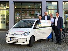 "Volksbank Ulm-Biberach eG macht ""mobil"""