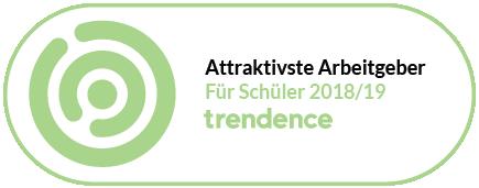 trendence Graduate-Baromenter 2017