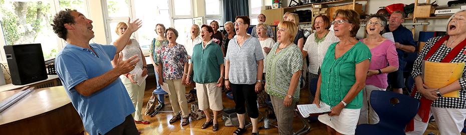 Breathless Singers - Chor der Atemlosen