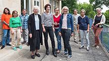 Team des Hospiz Ulm