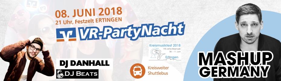 VR-Partynacht